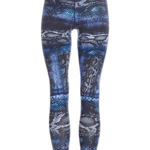 Blue Lizard Leggings