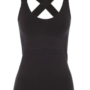 Cross Back Support Top