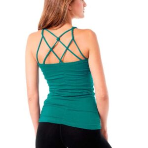Strappy Back Cable Top