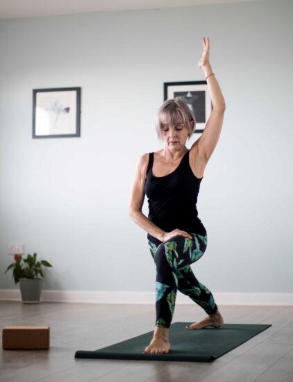 Ríonach O'Flynn Yoga