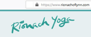 Rionach Yoga Secure Site